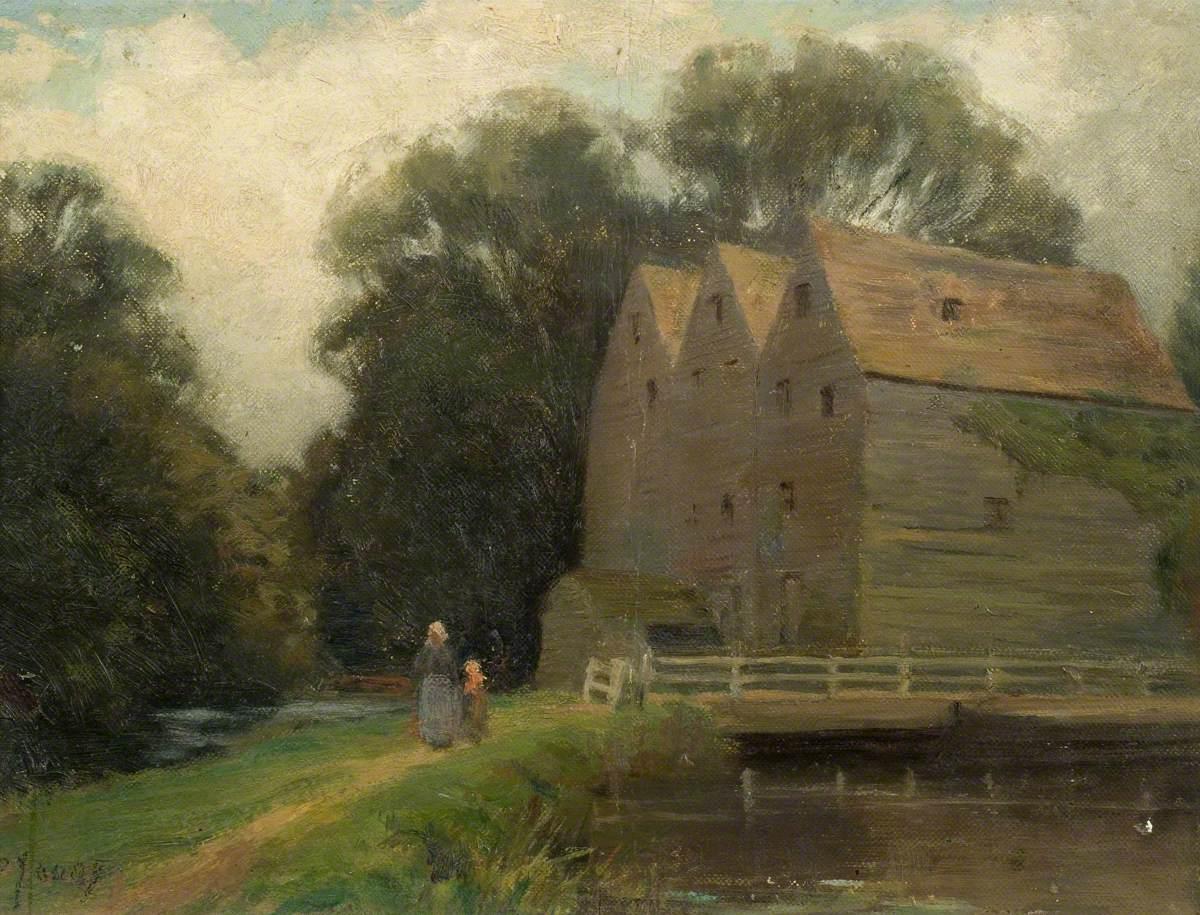 Godmanchester Mill, Huntingdon, Cambridgeshire
