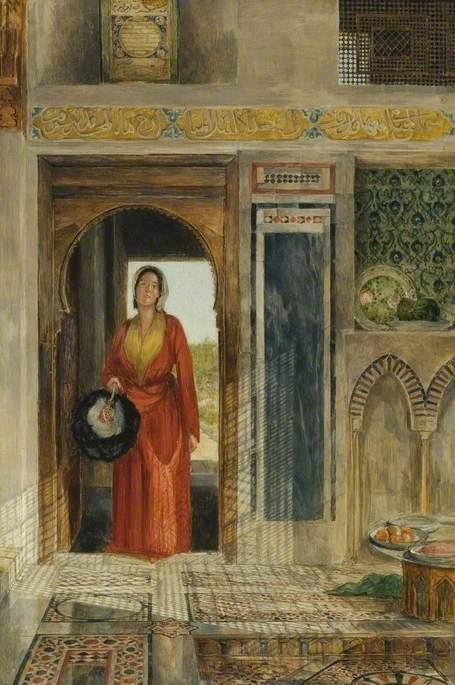 Entrance to a Harem