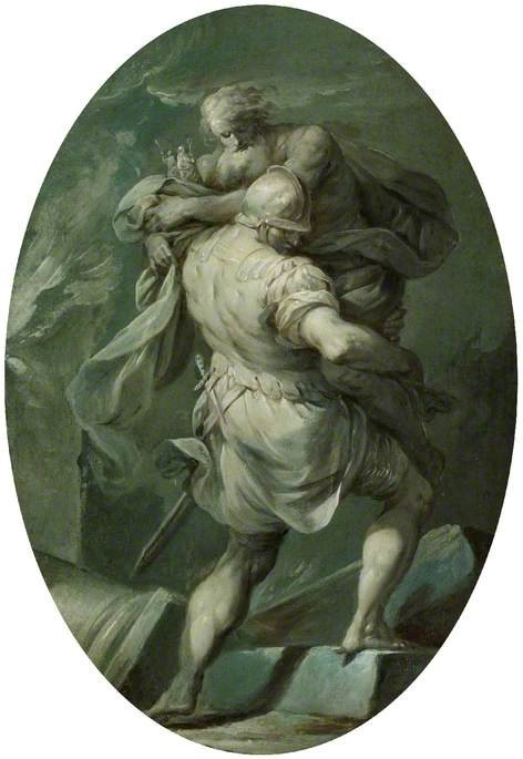 Aeneas and Anchises