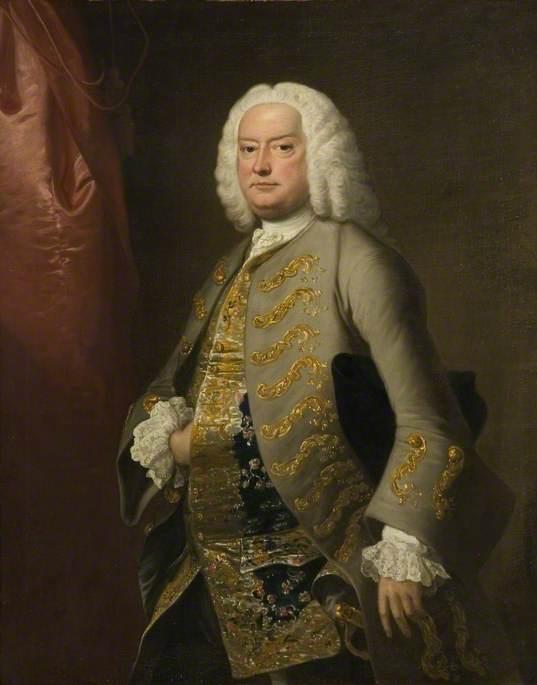 Sir Edmund Isham (1700–1772), 6th Bt Isham