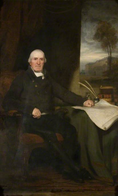 William Kerr (1738–1824), MD, Surgeon at Northampton General Infirmary (1763–1824)