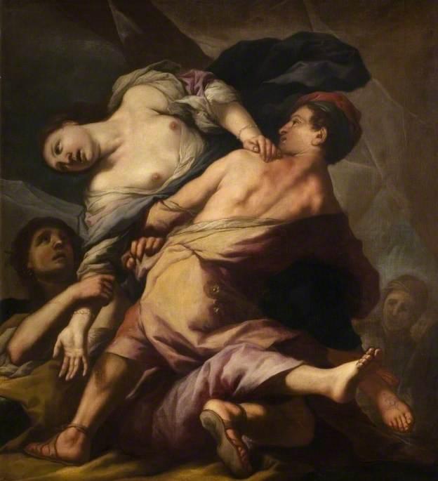A Scene of Rape