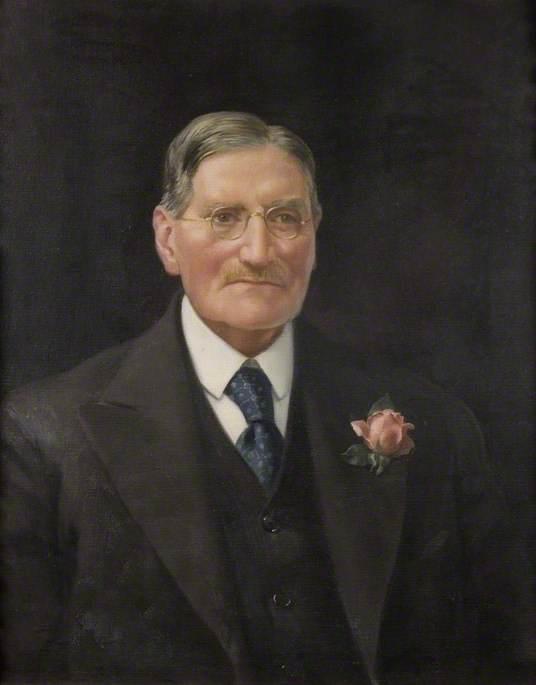 John William Bodger (1856–1939), FLS, Secretary of the Museum