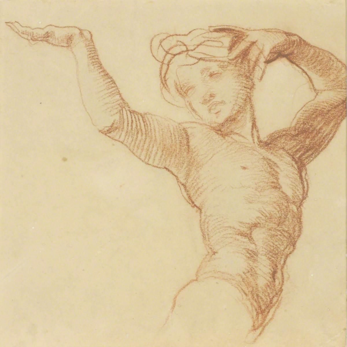 Study of a Nude Figure