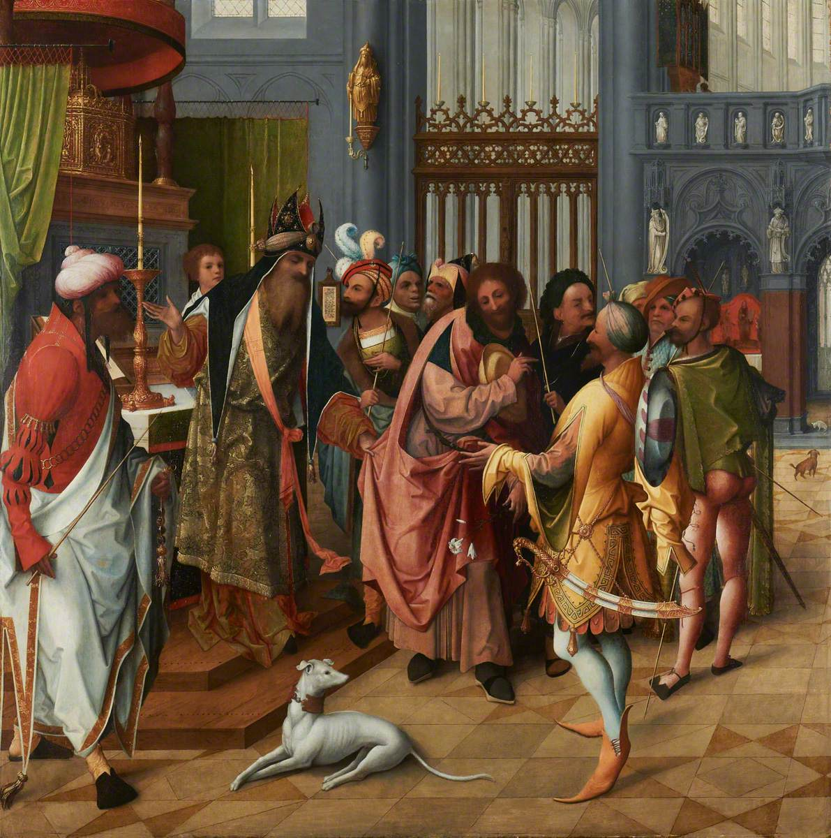 Joseph and the Suitors