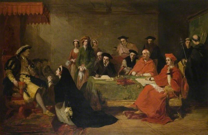 The Trial of Queen Catherine of Aragon