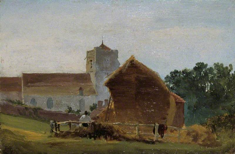 All Saints' Church, Hastings
