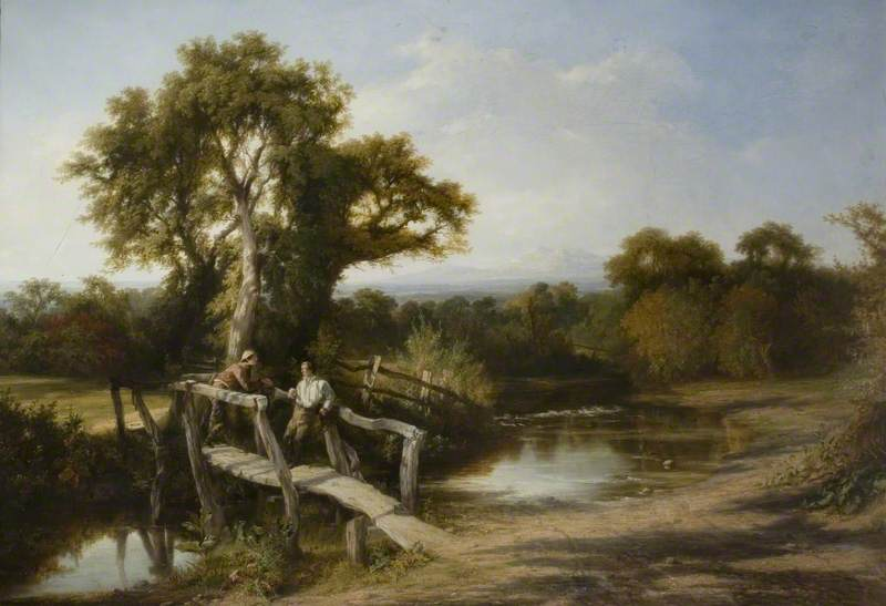 Worcestershire Scenery in Autumn