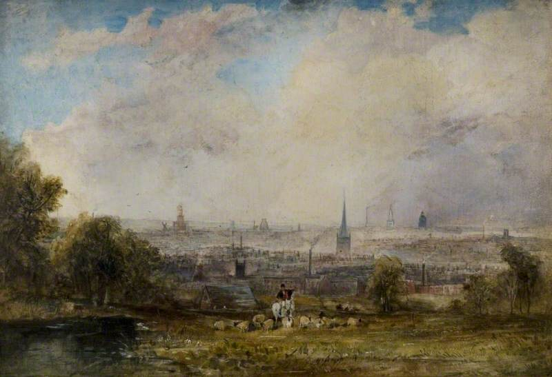 A Distant View of Birmingham