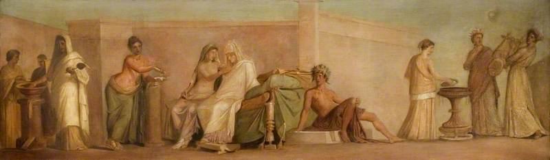 A Copy of the Aldobrandini Marriage