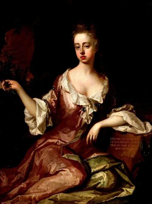 Elizabeth, Countess of Sandwich (c.1674–1757)