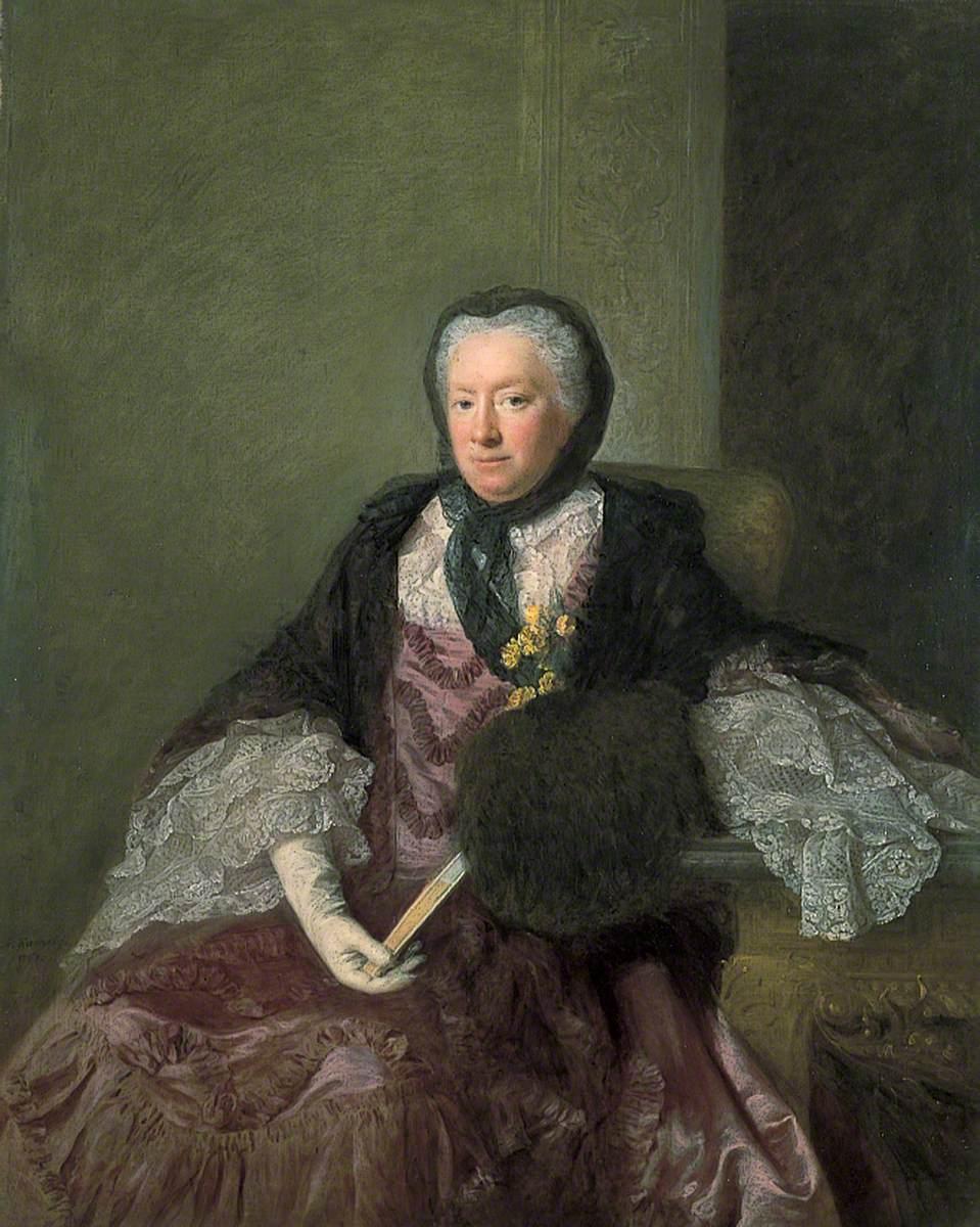 Mrs Mary Martyn