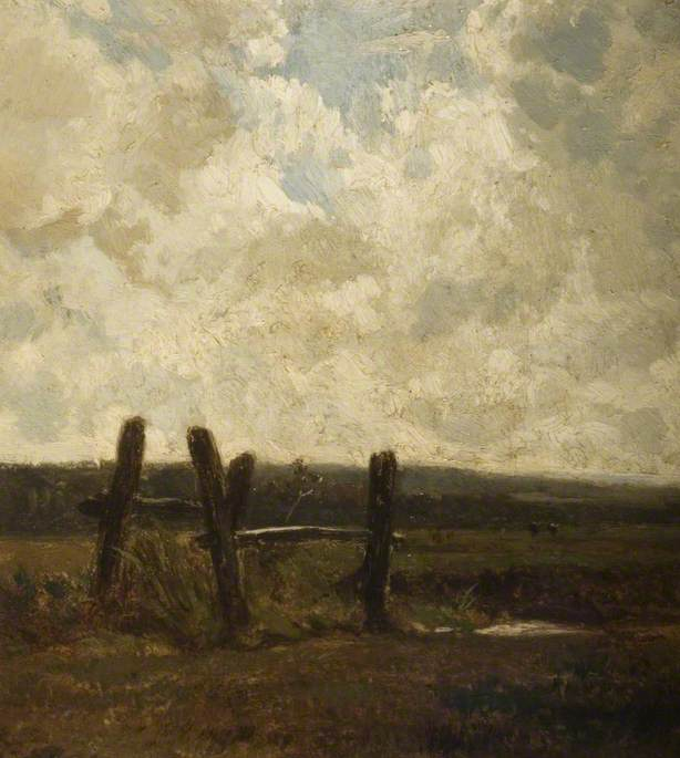 Landscape with Meadowland in the Foreground