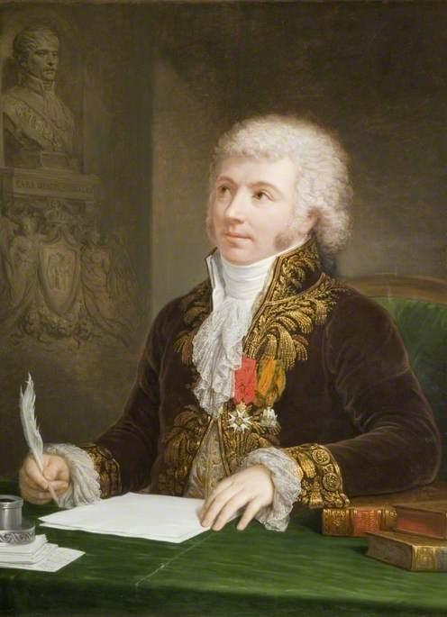 Comte Nicholas Frochot (1761–1828)