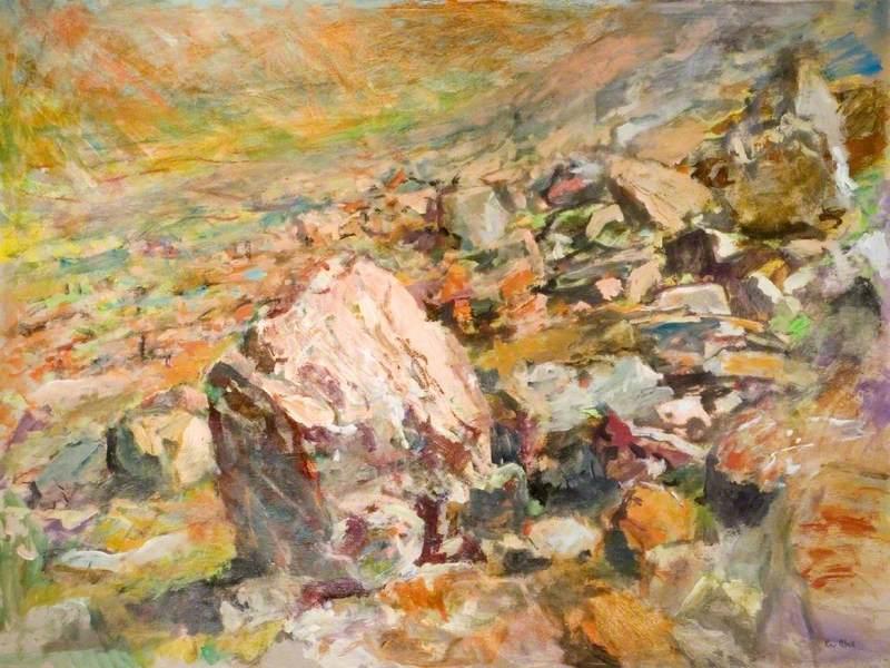 Rocks at Llanberis