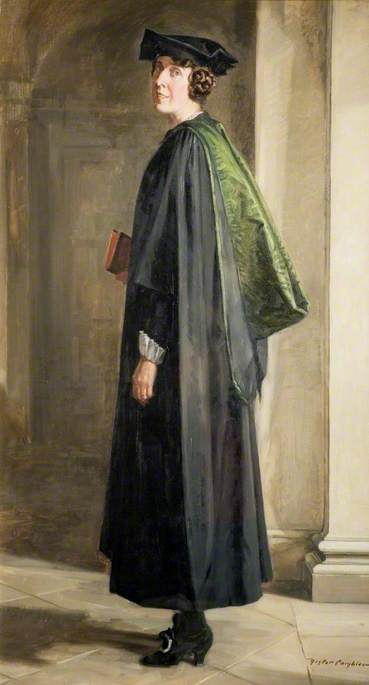 Lady Hattie Barber (1869–1933)
