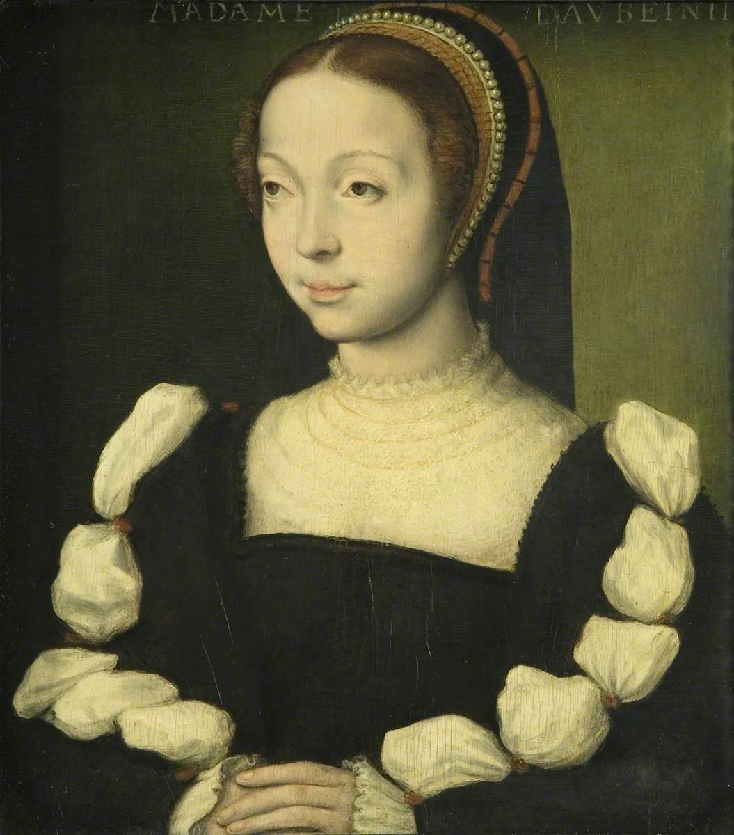 Portrait of a Lady (said to be Anne Stuart, Maréchale d'Aubigny)