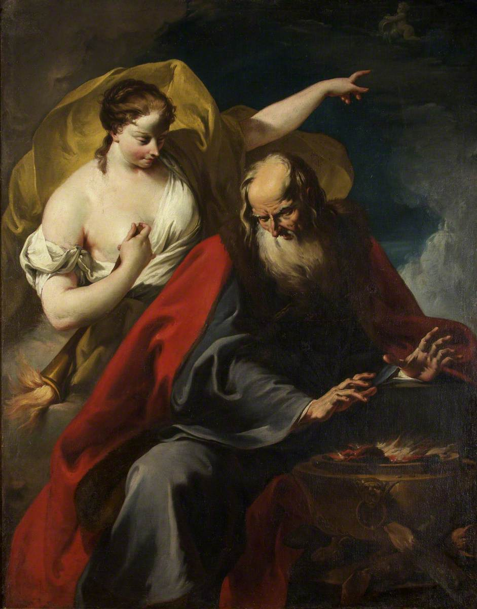Allegory of Winter and Summer