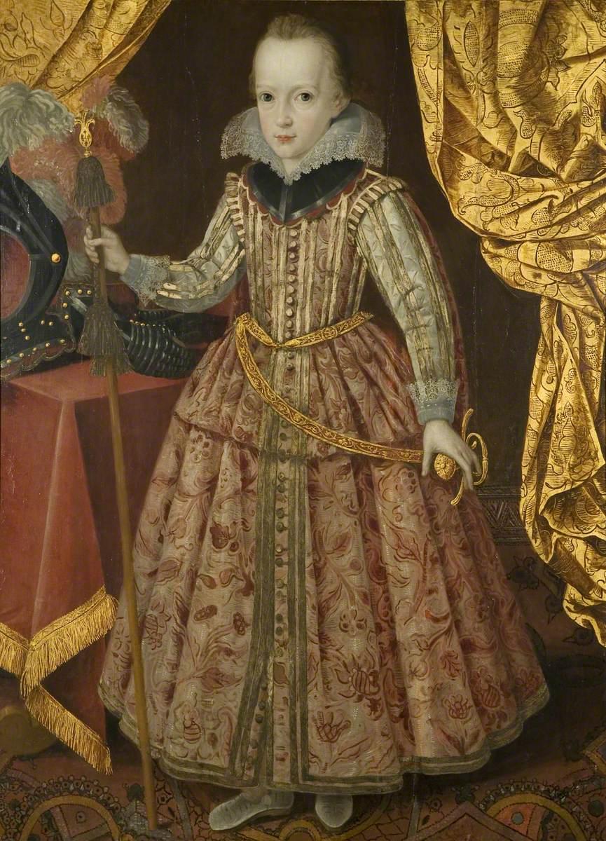 Charles I When Duke of York