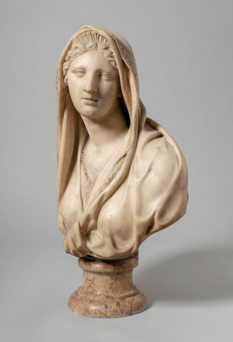 Possibly a Saint or the Roman Empress Antonia