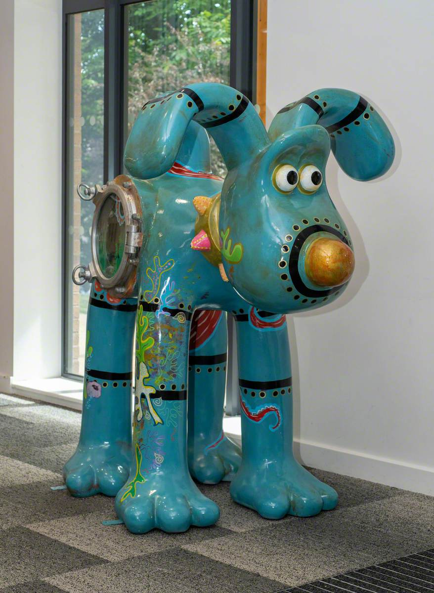 Gromit: Oceans 1 (Deep Blue)