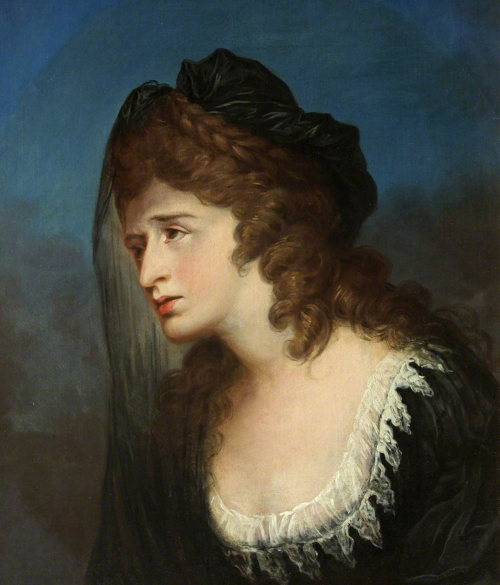 Sarah Siddons as Isabella from 'The Tragedy of Isabella' or 'The Fatal Marriage'
