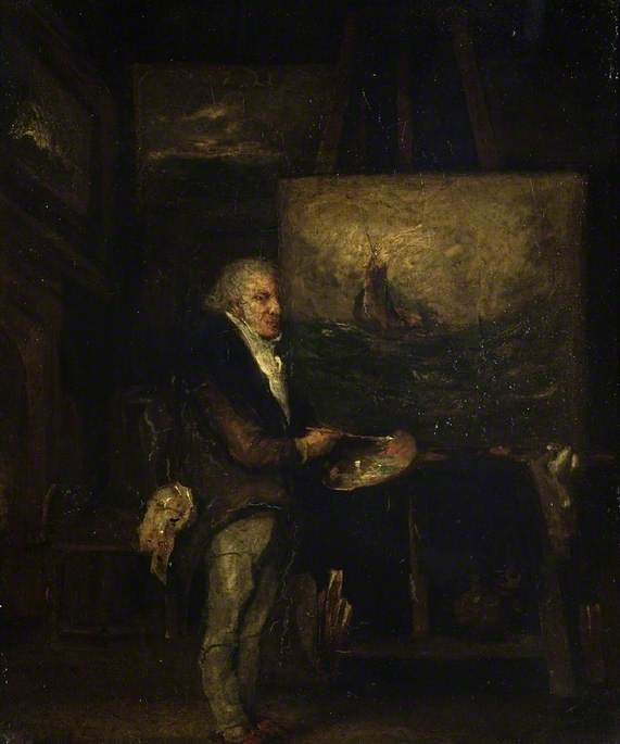 J. M. W. Turner (1775–1851), RA