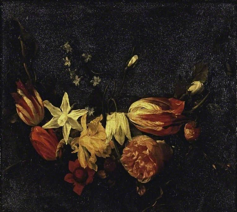 Festoon of Flowers