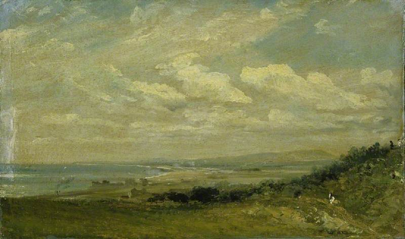 Shoreham Bay, near Brighton