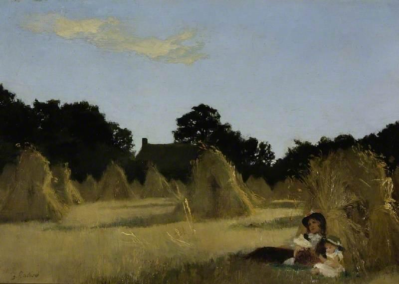 A Harvest Landscape