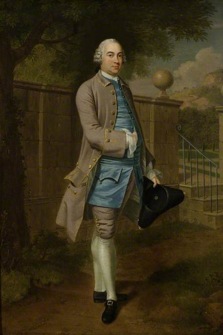 Sir William Milner, Second Bt