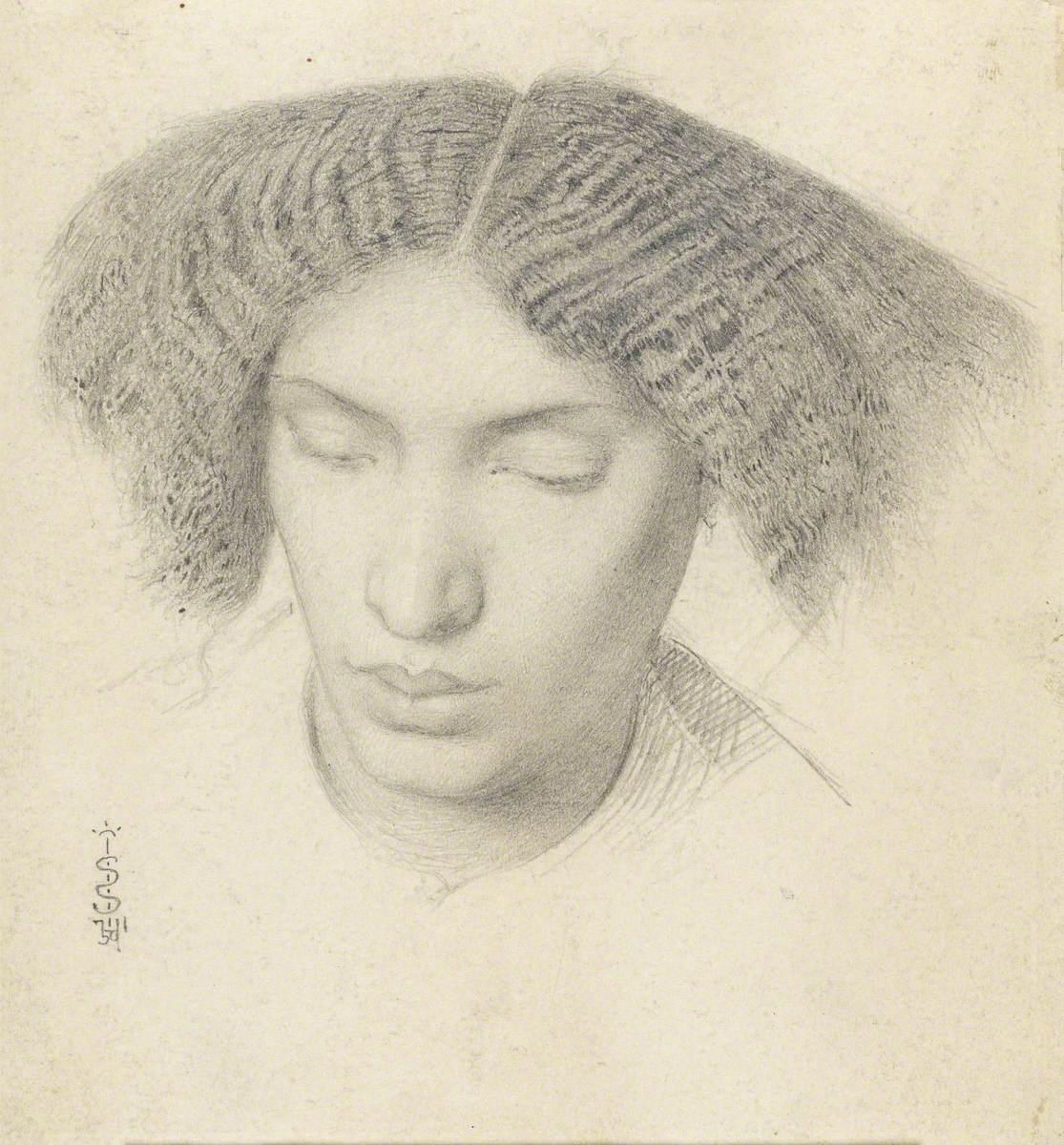 Mrs Fanny Eaton