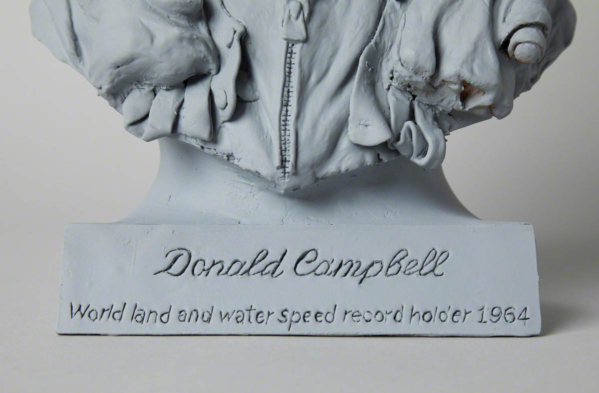 Donald Campbell (1921–1967), World Land and Water Speed Record Holder