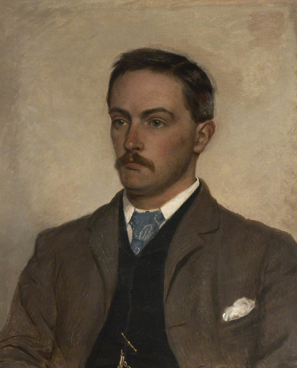 William Gershom Collingwood (1854–1932)