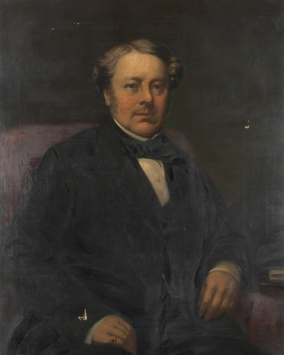 Samuel Whineray, Mayor of Kendal (1845–1846 & 1848–1849)