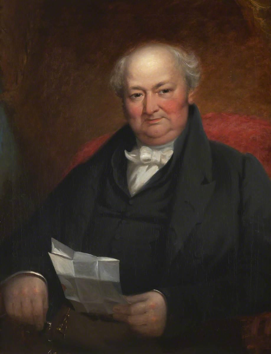 William Geldard, Mayor of Kendal (1837–1838)