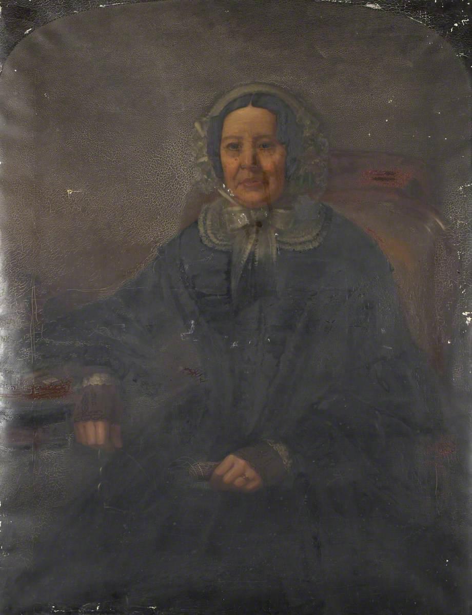 Mrs Braithwaite of Greenside (c.1807–1879)