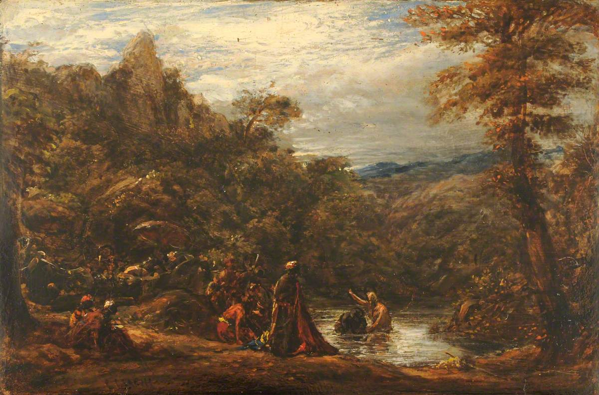 Baptism of the Eunuch
