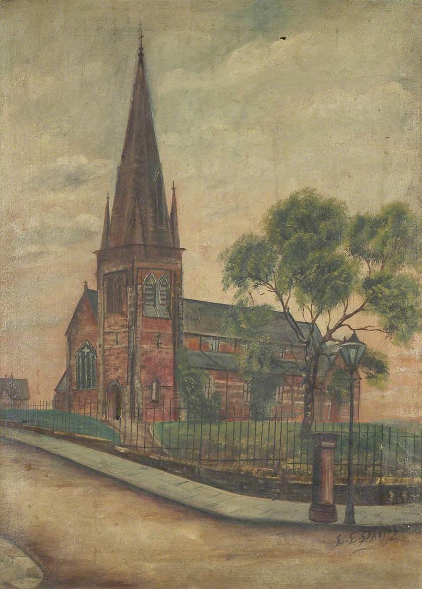 St James's Church, Denton Street, Dentonholme, Carlisle