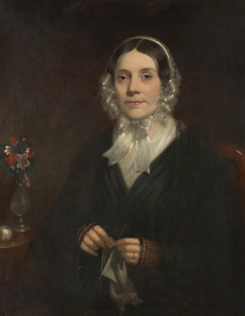 Mrs John Green of Pavement End