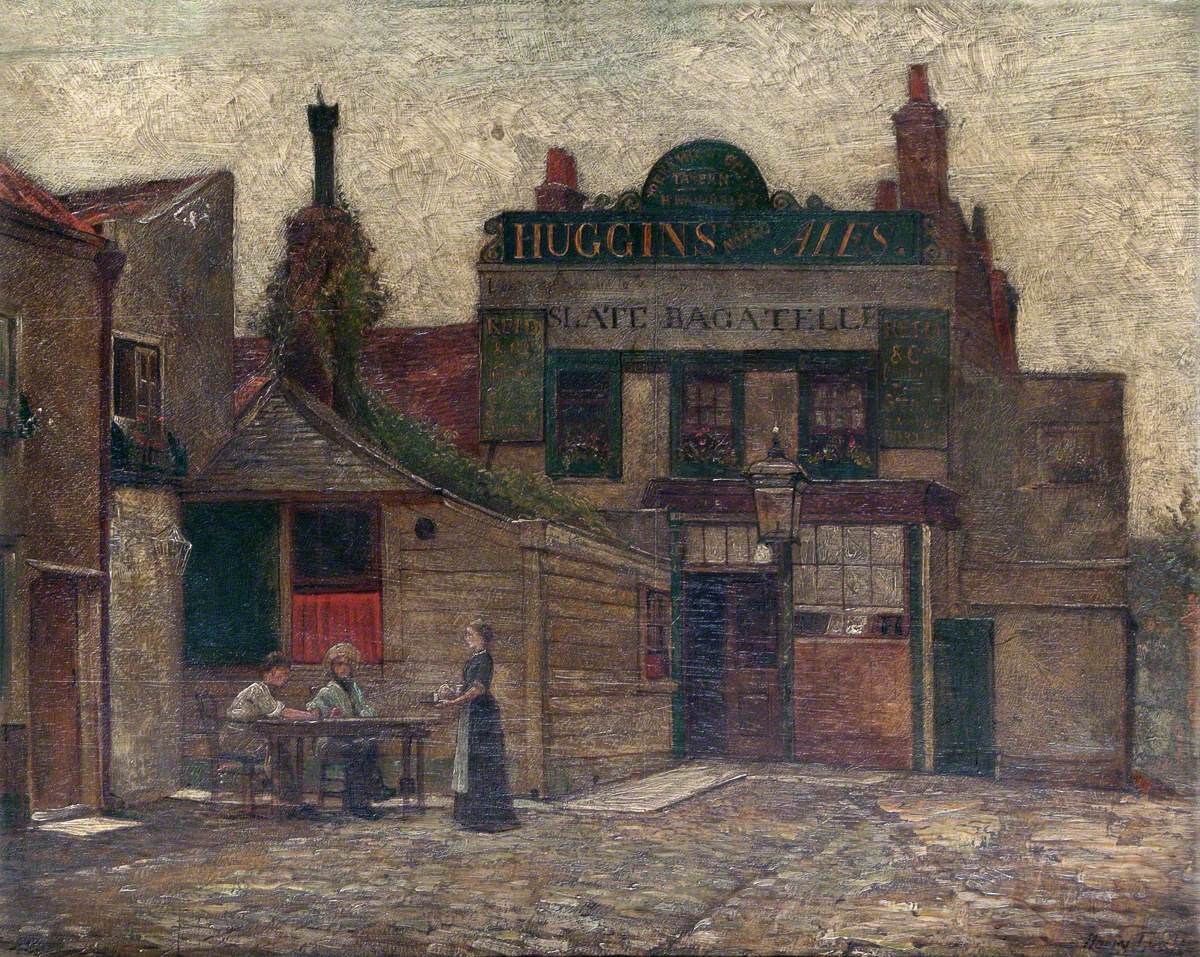'The Yorkshire Grey', Hampstead