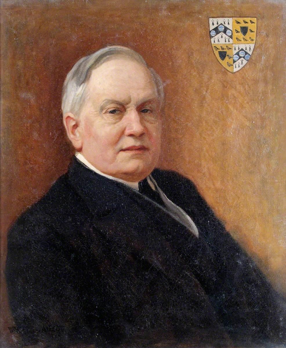 Alderman Robert H. H. Cust