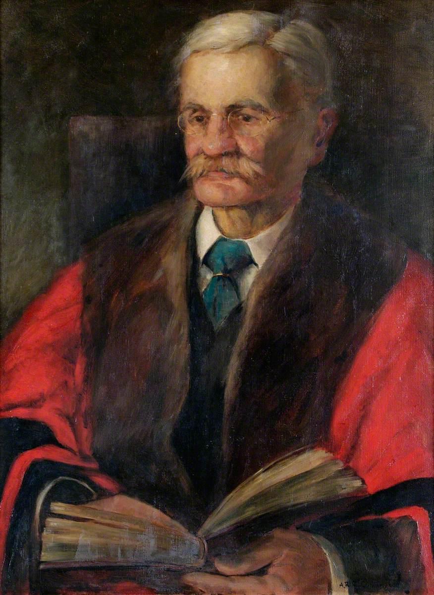 Alderman Cecil W. Cunnington