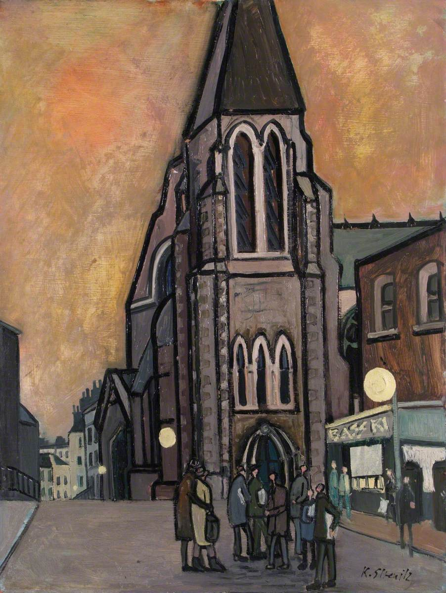 Church, Camden Park Road