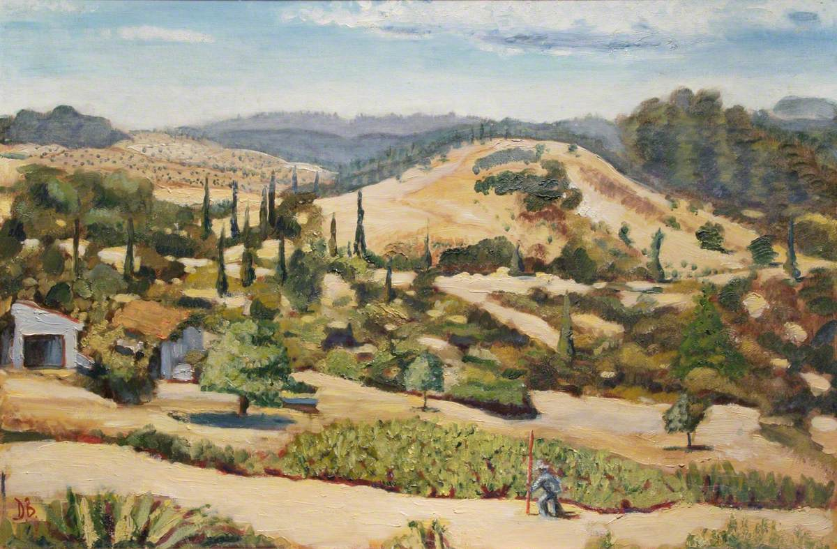 Hillside, Sparta