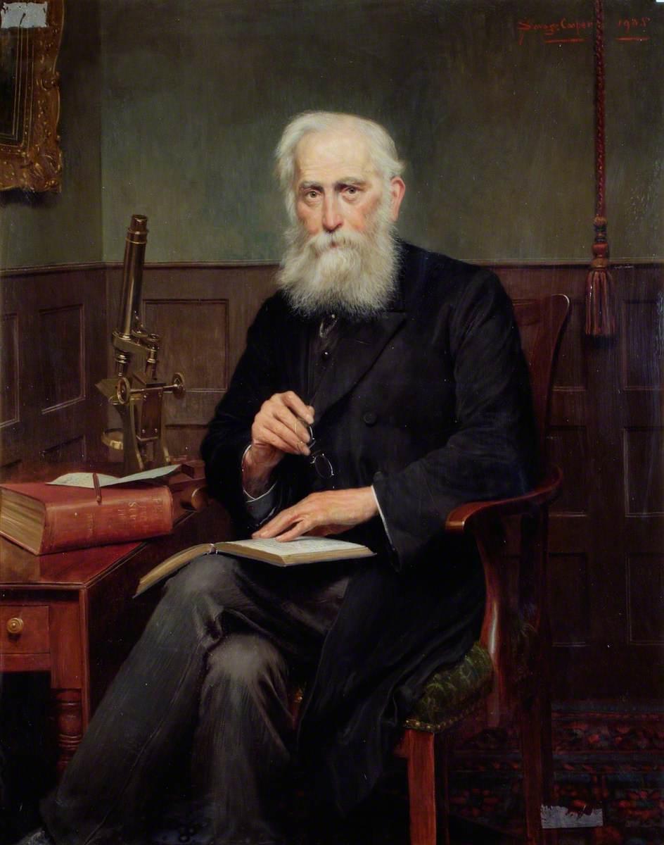 Dr William Heath Strange, MD, MC, MRCS