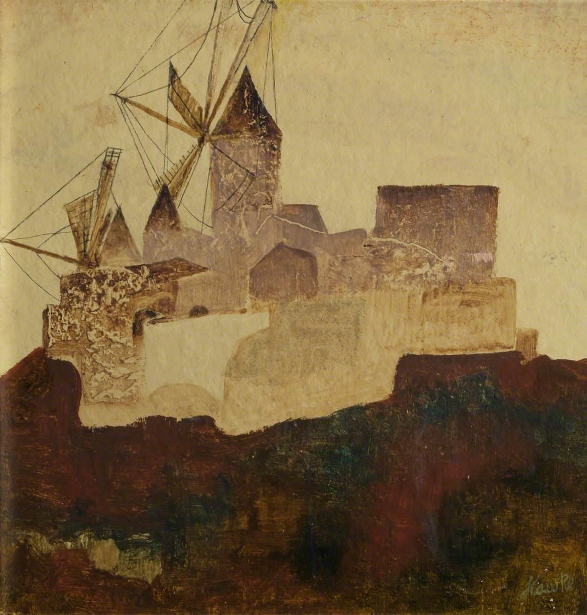 Majorcan Windmills