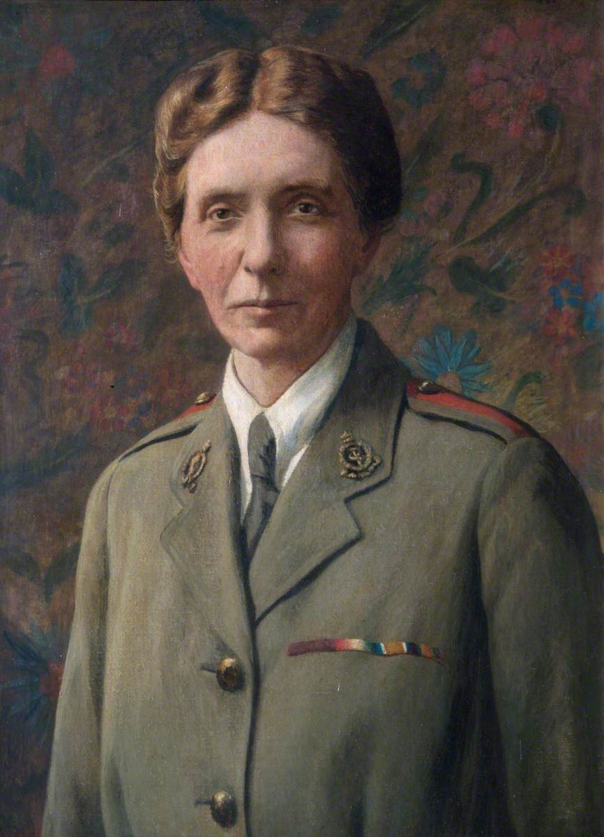 Dr Flora Murray (1869–1923)