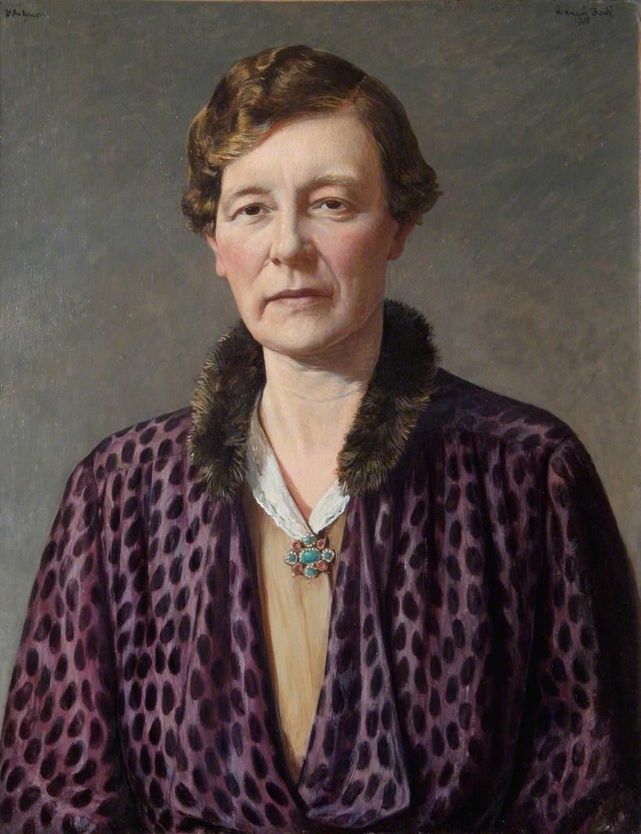 Louisa Garrett Anderson (1873–1943) | Art UK
