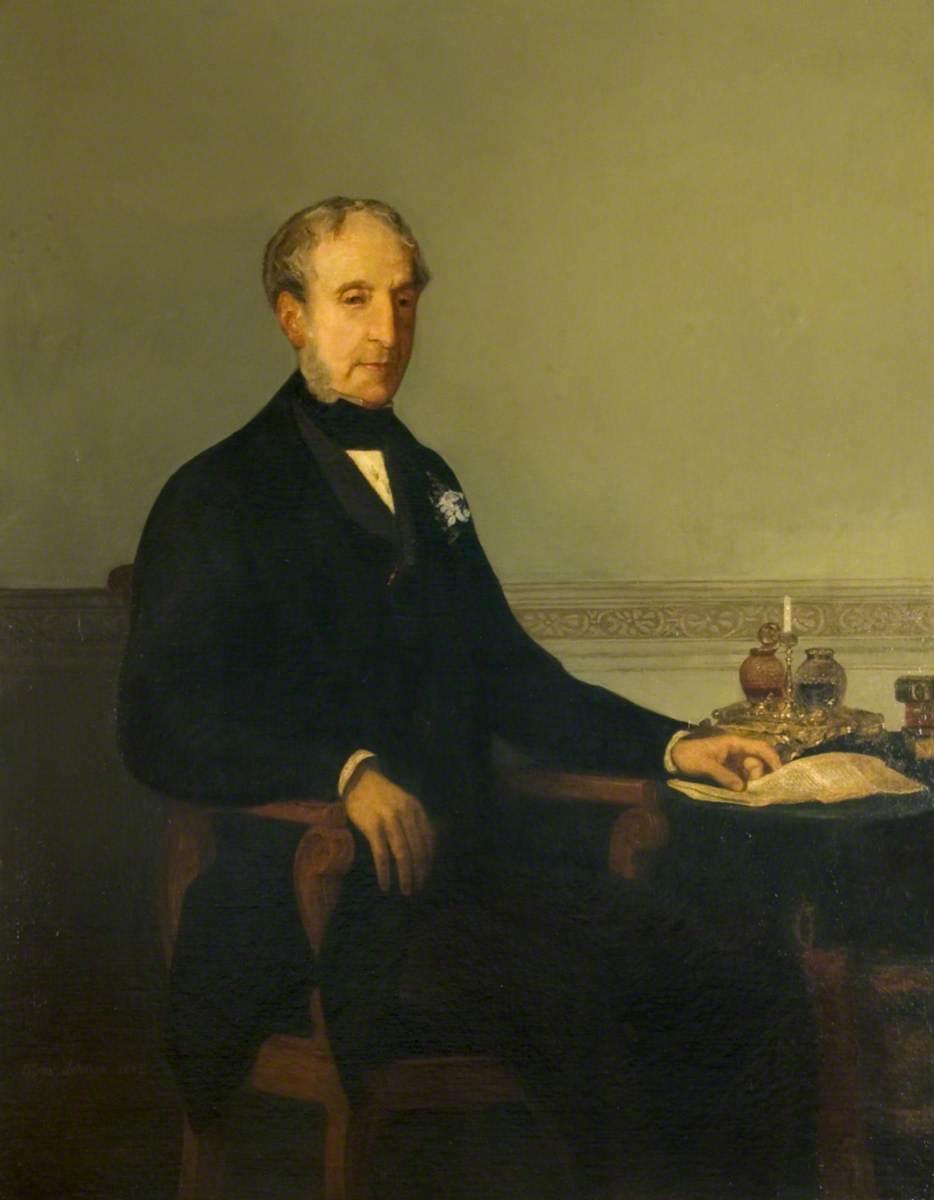 The Right Honourable Robert Grosvenor (1801–1893), 1st Baron Ebury